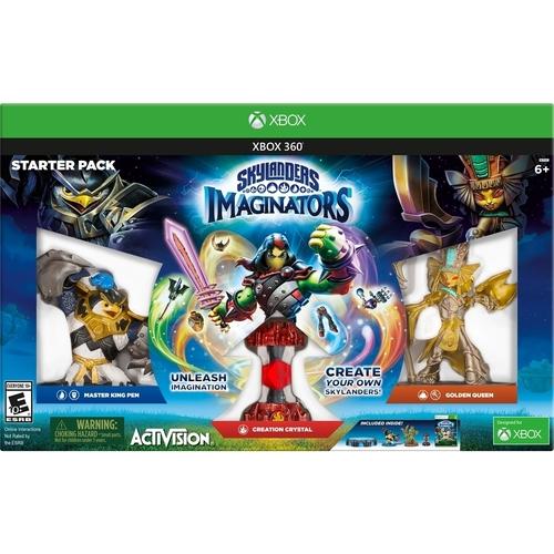 Skylanders Imaginators Starter Pack - Xbox 360 5371002
