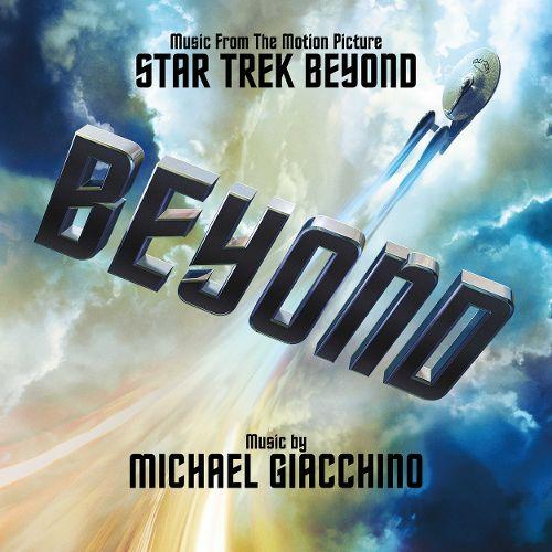 Star Trek Beyond [Original Motion Picture Soundtrack] [CD] 5372702