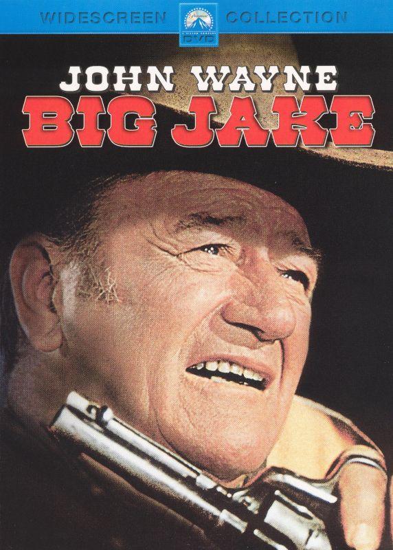 Big Jake [DVD] [1971] 5374908