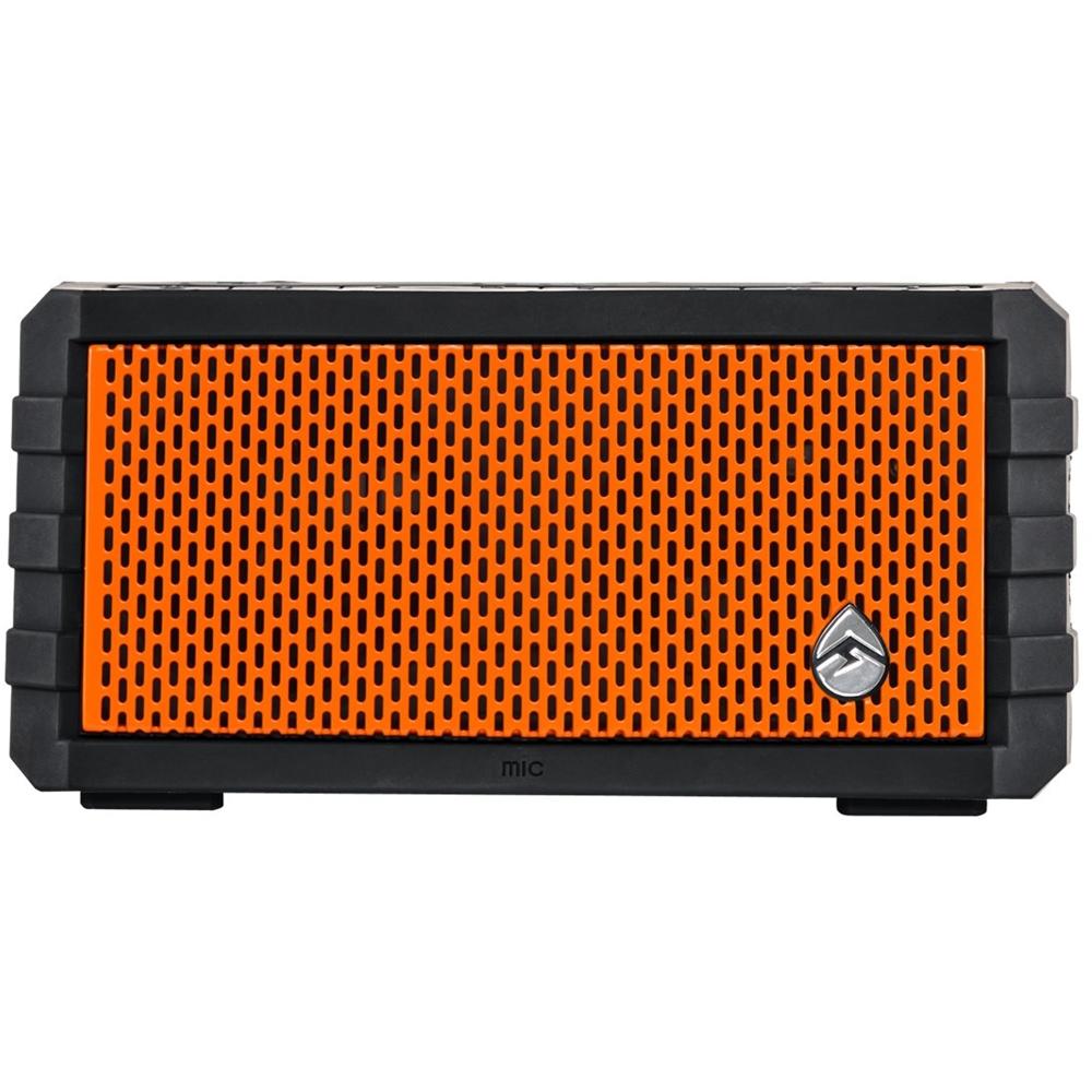 Grace Digital GDI-EXEJ300 ECOXGEAR EcoJam Portable Bluetooth Speaker Orange
