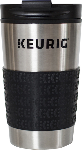 Keurig - 12.5-Oz. Thermal Cup - Stainless steel 5386302