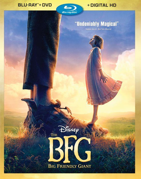 The BFG [Includes Digital Copy] [Blu-ray/DVD] [2016] 5386602