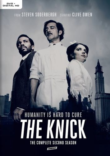 The Knick: The Complete Second Season [4 Discs] [DVD] 5386736
