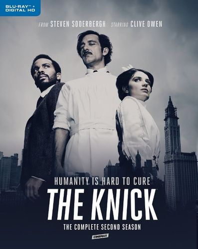 The Knick: The Complete Second Season [Blu-ray] [4 Discs] 5386742