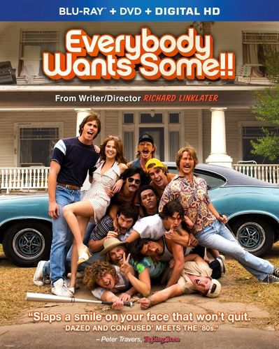 Everybody Wants Some! [Blu-ray] [2 Discs] [2016] 5387003