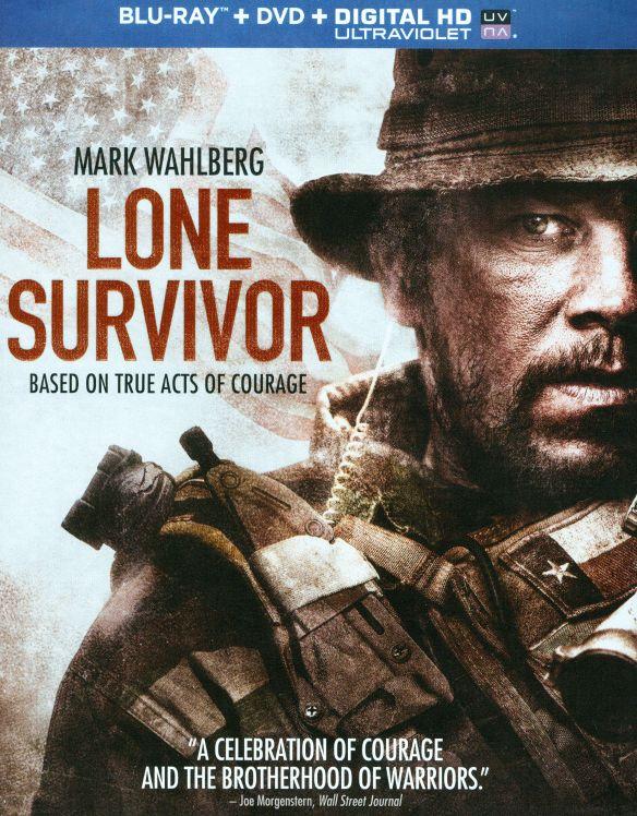 Lone Survivor [2 Discs] [Includes Digital Copy] [UltraViolet] [Blu-ray/DVD] [2013] 5387084