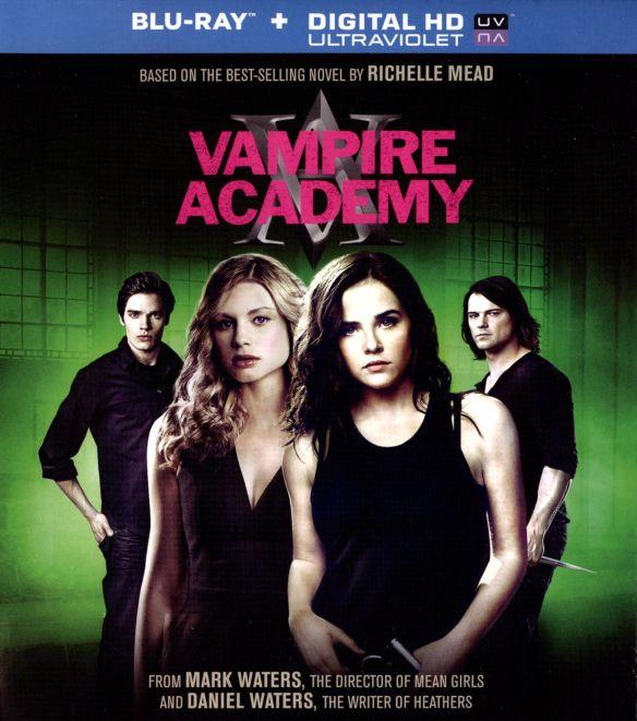 Vampire Academy [Includes Digital Copy] [UltraViolet] [Blu-ray] [2014] 5387135