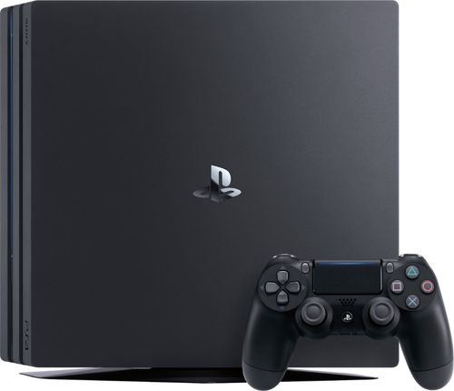 - Walmart- Playstation 4 Pro Jet Black