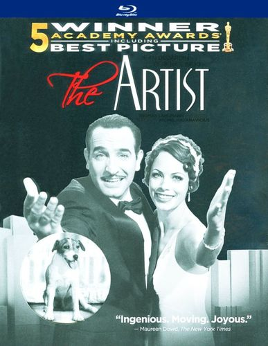The Artist [Includes Digital Copy] [UltraViolet] [Blu-ray] [2011] 5388932