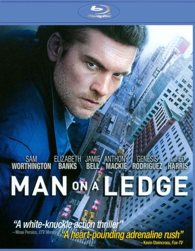 Man on a Ledge [Blu-ray] [2012] 5389021