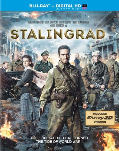 Stalingrad [2 Discs] [Includes Digital Copy] [UltraViolet] [Blu-ray] [2013] 5392052