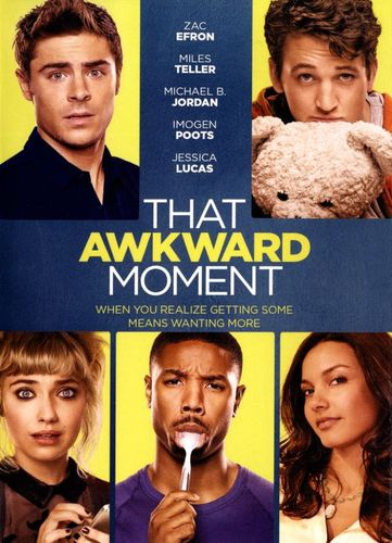 That Awkward Moment [Includes Digital Copy] [UltraViolet] [DVD] [2014] 5392089