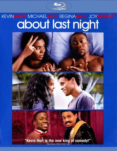 About Last Night [Includes Digital Copy] [UltraViolet] [Blu-ray] [2014] 5392103