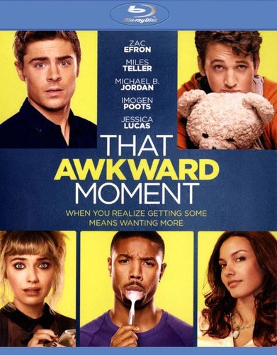 That Awkward Moment [Includes Digital Copy] [UltraViolet] [Blu-ray] [2014] 5392121