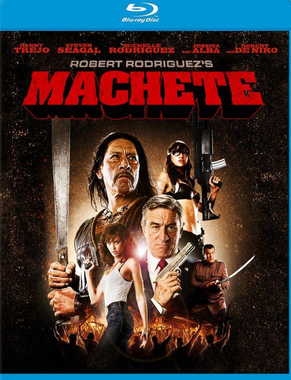 Machete [Blu-ray] [2010] 5394501