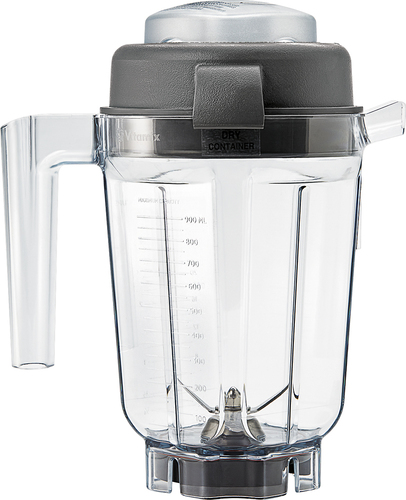Vitamix - 32-Oz. Dry Grains Container - Clear 5395022