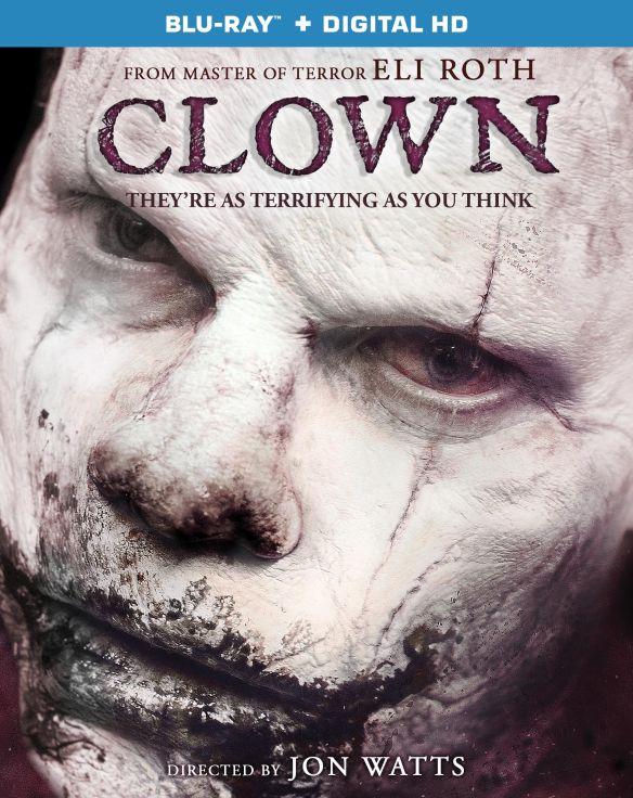 Clown [Includes Digital Copy] [UltraViolet] [Blu-ray] [2014] 5395405