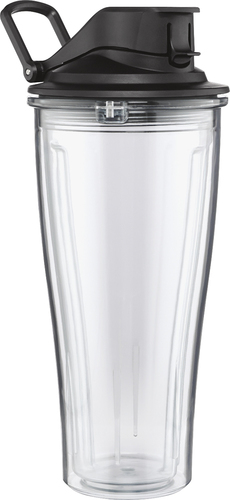 Vitamix - 20-Oz. Container/Travel Cup - Clear 5396058