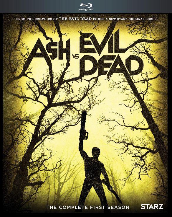 Ash vs Evil Dead: Season 1 [Blu-ray] [2 Discs] 5396302