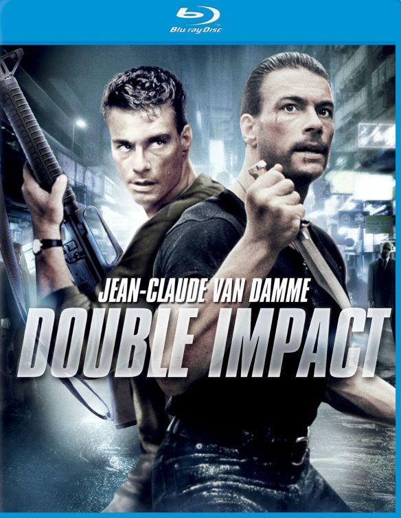 Double Impact [Blu-ray] [1991] 5400802