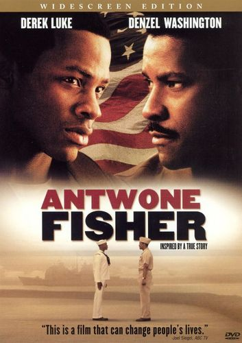 Antwone Fisher [WS] [DVD] [2002] 5401834