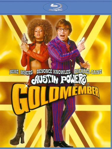 Austin Powers in Goldmember [Blu-ray] [2002] 5403662