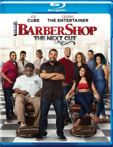 Barbershop: The Next Cut [Blu-ray] [2016] 5404007