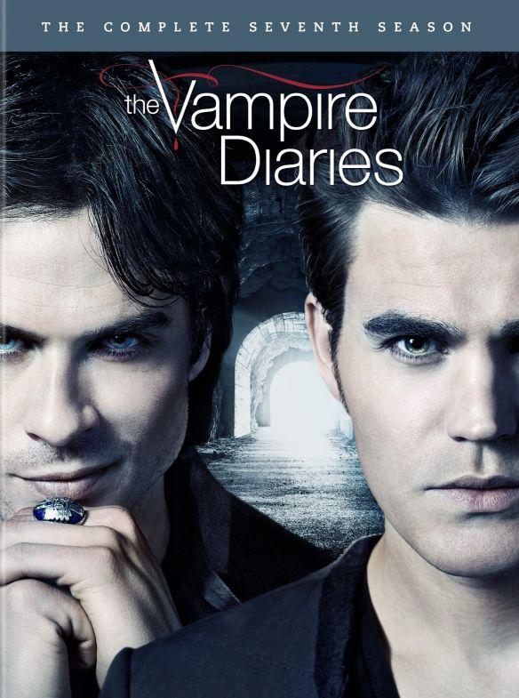 The Vampire Diaries: The Complete Seventh Season [5 Discs] [DVD] 5404008