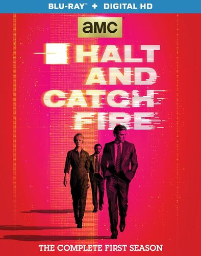 Halt and Catch Fire [3 Discs] [Includes Digital Copy] [UltraViolet] [Blu-ray] 5407019