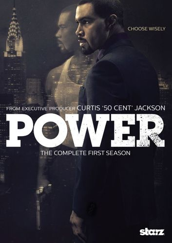 Power: Season 1 [2 Discs] [DVD] 5407037