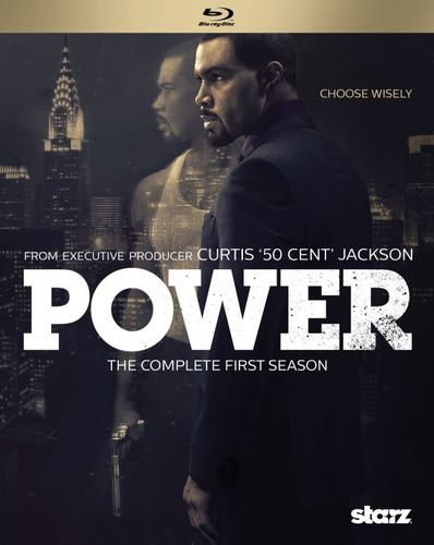 Power: Season 1 [2 Discs] [Blu-ray] 5408791