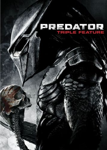 Predator Triple Feature [3 Discs] [DVD] 5409099