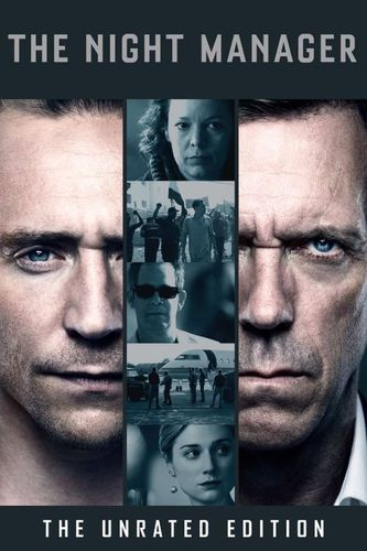 The Night Manager [Includes Digital Copy] [UltraViolet] [Blu-ray] [2 Discs] [2016] 5410805