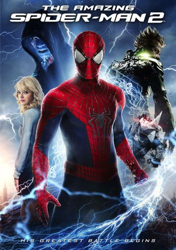 The Amazing Spider-Man 2 [Includes Digital Copy] [UltraViolet] [DVD] [2014] 5413091