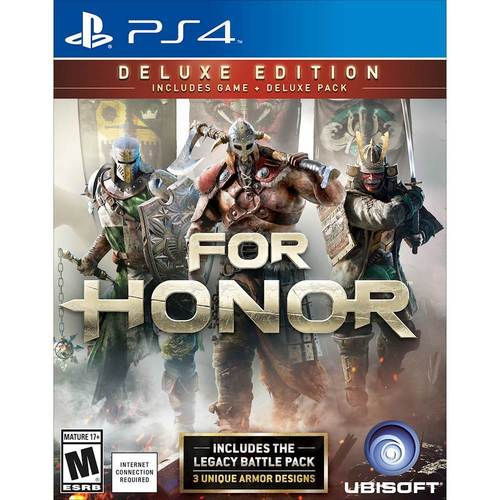 For Honor: Deluxe Edition - PlayStation 4 5413600
