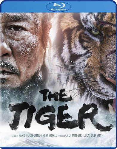 The Tiger [Blu-ray] [2015] 5420300