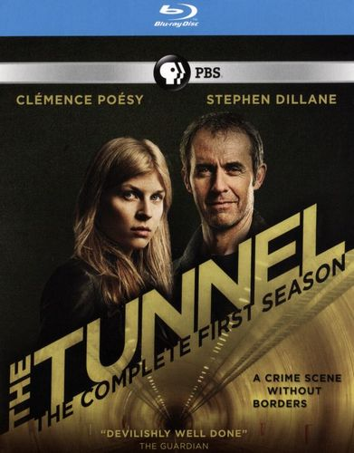 The Tunnel: Season One [UK Edition] [Blu-ray] [3 Discs] 5420302