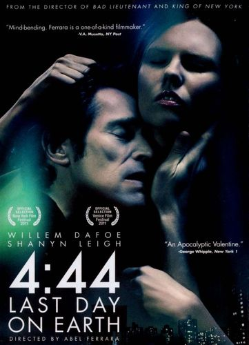 4:44 Last Day on Earth [DVD] [2011] 5421968