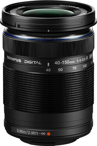 Olympus Zuiko Digital Telephoto Zoom Lens for Four Thirds - 40mm-150mm F/4.0-5.6