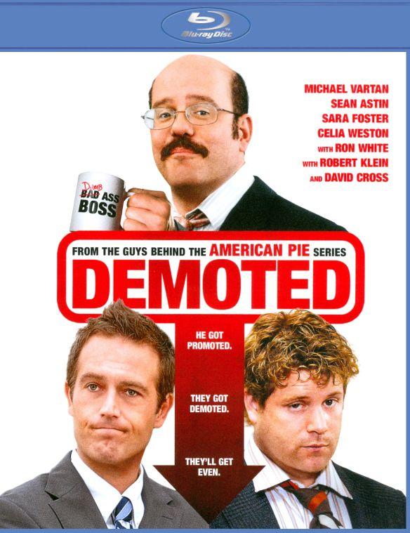 Demoted [Blu-ray] [2011] 5423278