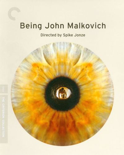 Being John Malkovich [Criterion Collection] [Blu-ray] [1999] 5423532