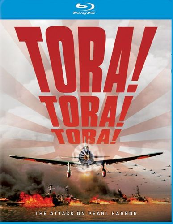 Tora! Tora! Tora! [Blu-ray] [1970] 5424143