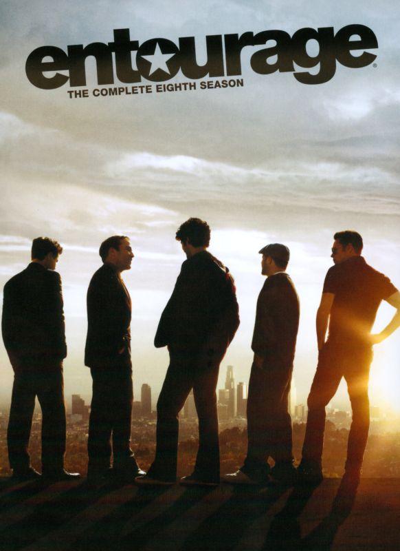 Entourage: The Complete Eighth Season [2 Discs] [DVD] 5425009