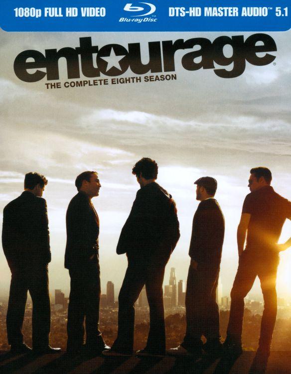Entourage: The Complete Eighth Season [2 Discs] [Blu-ray] 5425036