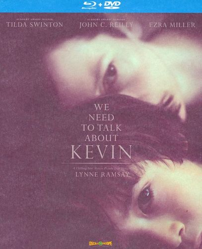 We Need to Talk About Kevin [Blu-ray] [2011] 5425063