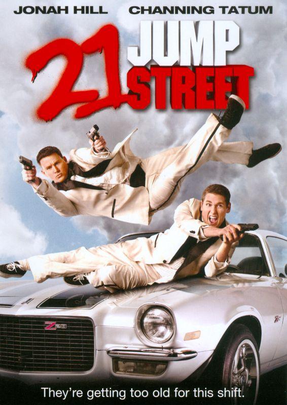 21 Jump Street [Includes Digital Copy] [UltraViolet] [DVD] [2012] 5426099