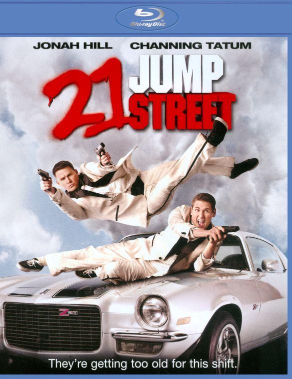 21 Jump Street [Includes Digital Copy] [UltraViolet] [Blu-ray] [2012] 5426105
