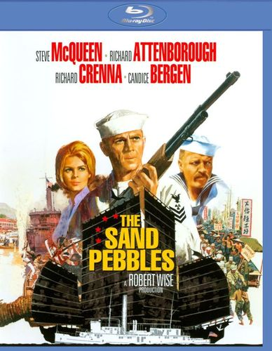 The Sand Pebbles [Blu-ray] [1966] 5428925