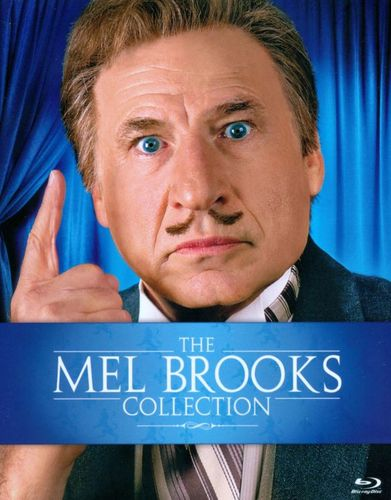 The Mel Brooks Collection [9 Discs] [Blu-ray] 5428989