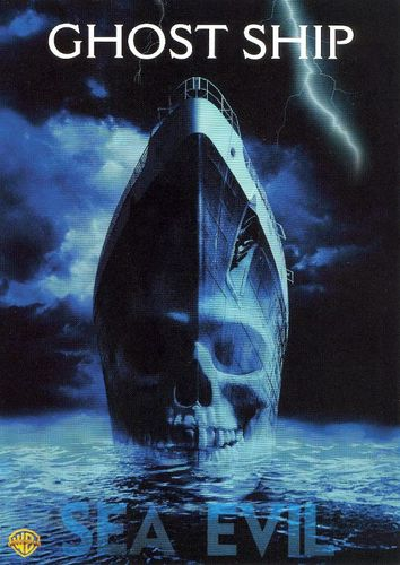 Ghost Ship [WS] [DVD] [2002] 5429046